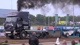Truck Pulling NTTO 8,5 Ton SportTrucks - Truckpullers Stroe 2015