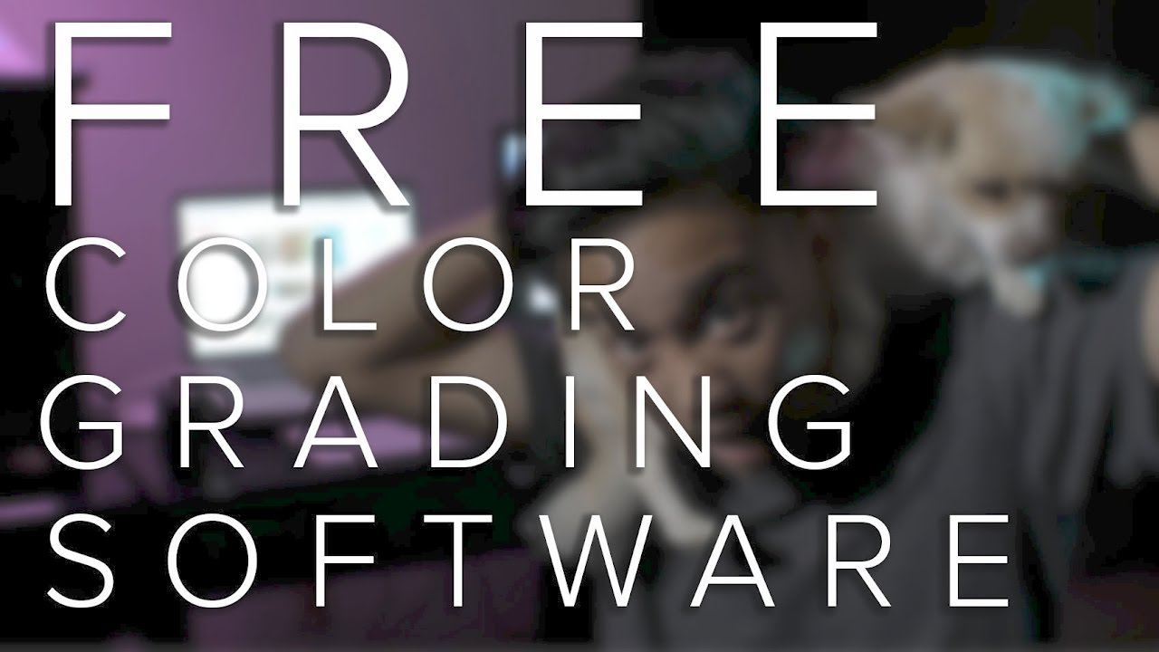 FREE Color Grading Plugin for FCPX and Premiere  YouTube