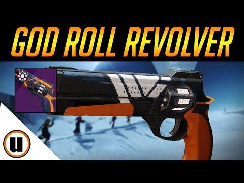 God Roll Service Revolver | PVP Gameplay Review | Destiny 2