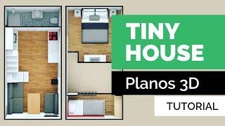 Crear Planos De Tu Casa En 2d Y 3d Gratis Con Floorplanner Com Paso Sustentable Youtube