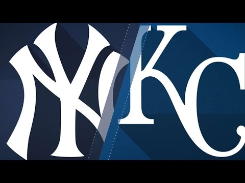 5/17/17: Balanced offense leads Yanks past Royals