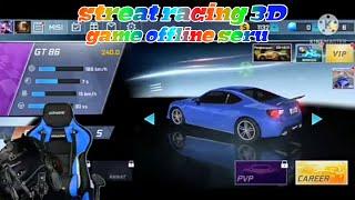 Game streat racing 3d offline screenshot 3