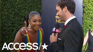 Will Tiffany Haddish Go On A Date With Jeff Dye? | Access