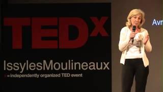 La vie privée n'est pas un bug dans le code: Isabelle Falque-Pierrotin at TEDxIssylesMoulineaux