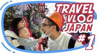PINDAH KE JEPANG... Bye bye Indonesia... Japan Vlog 1