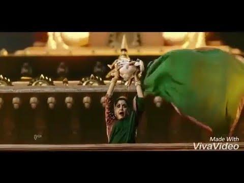 Mahendra Bahubali || after kattapa killed bahubali || Bahubali 2 scenes || M13 studio