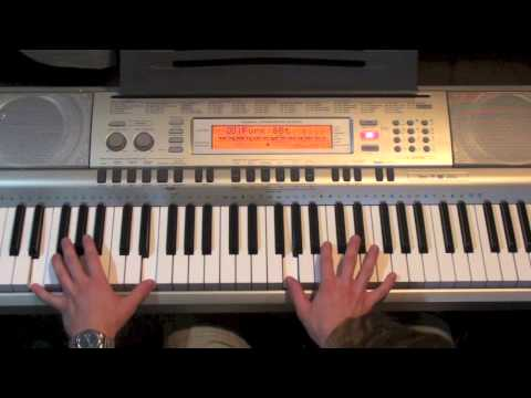 Let It All Out - Relient K - Piano Tutorial