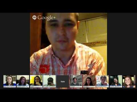CU GARS Grad Chat 2014 #2