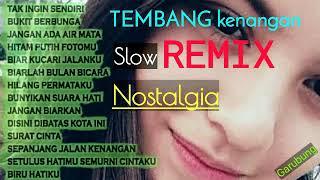 Tak ingin sendiri Tembang kenangan slow remix  lagu nostalgia