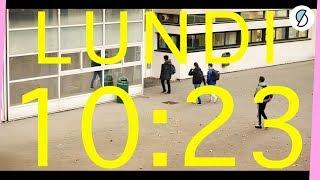 SKAM FRANCE EP.5 S4 : Lundi 10h23 - On a qu'à demander à Sofiane