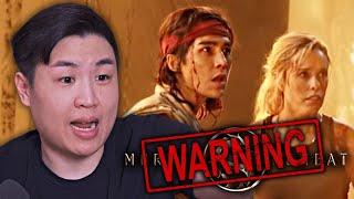 * ATTENZIONE * Per il film Mortal Kombat (2021) !!