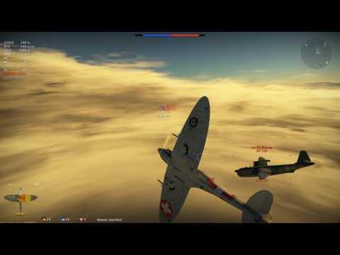 Spitfire Vs BV 238