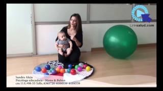 estimulacin en bebes de 0 a 6 meses