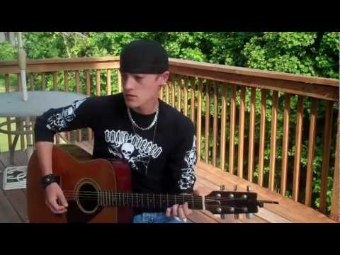 Brantley Gilbert's  My Kinda Crazy  covered by Jordan Rager