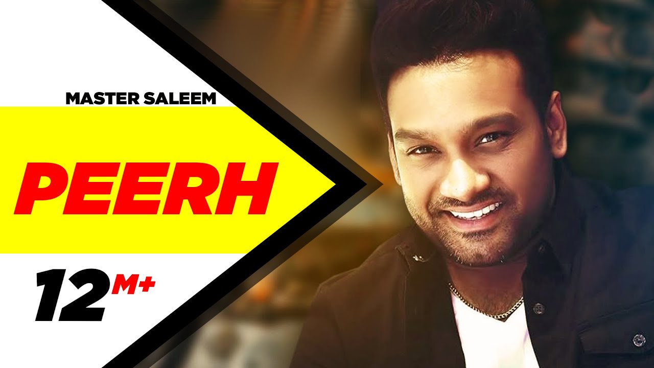 Peerh ( Full Audio Song) | Master Saleem | Latest Punjabi Song 2016 | Speed Records - YouTube