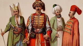 Yeniçeri(Janissary)-Binbaşı(Battalion Chief)-Topçu Başı(Chief of Artillery)-Binbaşı(Battalion Chief)