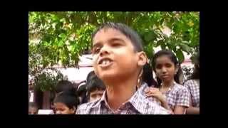 Blind boy singing malayalam poem NERAMILLA