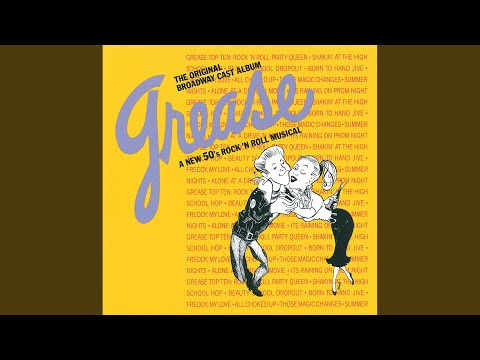There Are Worse Things I Could Do (Broadway/Original Cast Version/1972)
