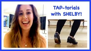 How To Tap Dance TAP-torial: Single Traveling Time Step (Multiple Sound Series)
