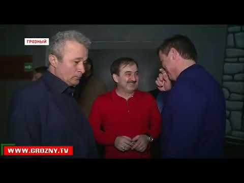 Интервью Ильяса Эбиева на сольном концерте
