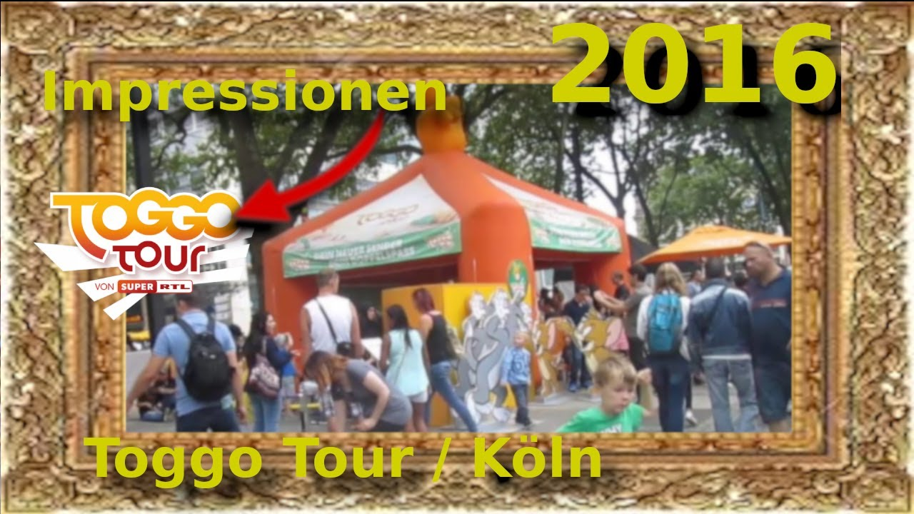 Toggo Tour Ingolstadt