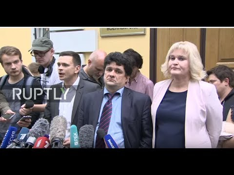 LIVE: Jury to deliver verdict on Boris Nemtsov murder trial – stake out for suspects' lawyers
