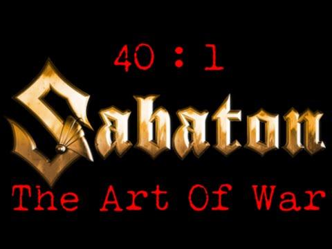Sabaton - 40:1 [Lyrics]