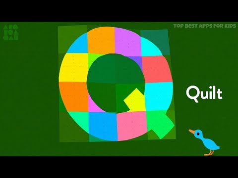 Metamorphabet 😲 Outstanding ABC App for Kids to learn the Alphabet