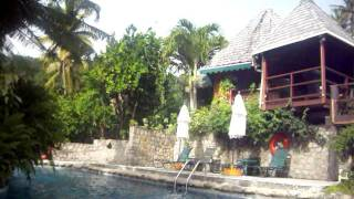 Honeymoon - Ladera Resort (St Lucia) Video