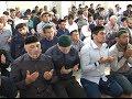 Мусульмане Пыть-Яха отметили праздник Ураза