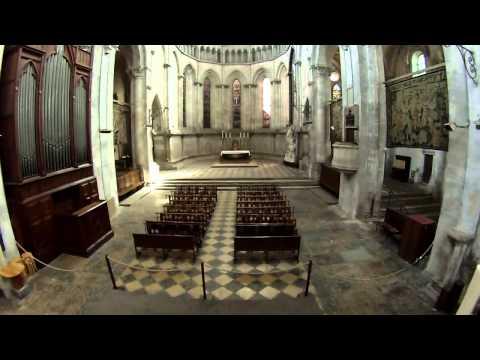 ACTUA DRONE et Cathédrale St Maurice de Vienne - Isère