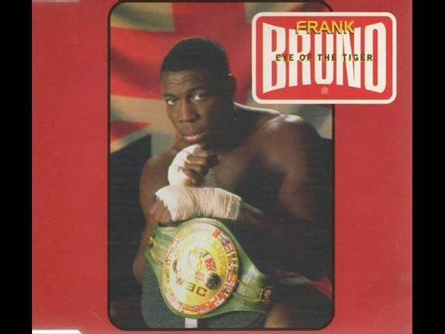 Frank Bruno - Eye of the Tiger