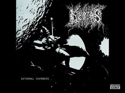 KYRIOS - The Utterance of Foul Truths - Caligari Records