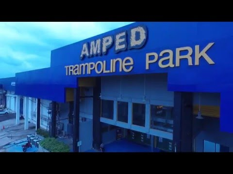 Amped Trampoline Park Indonesia - Jumping Montage
