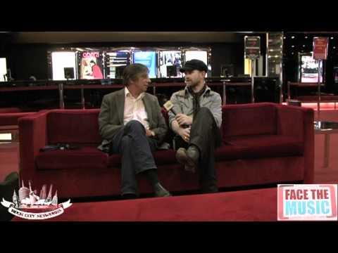 Ian James | Mushroom Music Publishing | Face The Music 2010 | Rock City Networks