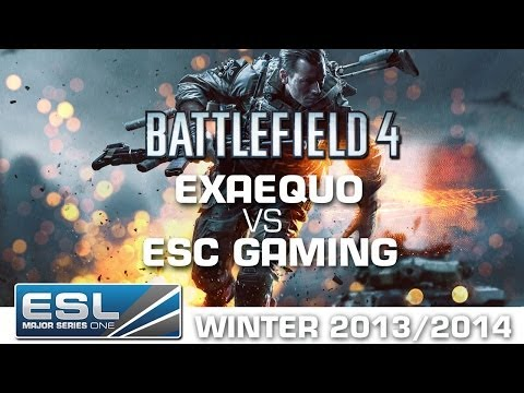 ESC ICY Box vs. ExAequo - Group B - EMS One - Battlefield 4