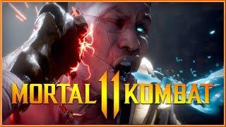 MORTAL KOMBAT 11 - Official Gameplay Walkthrough Trailer 2019 (Switch, PC, PS4 & XB1) HD