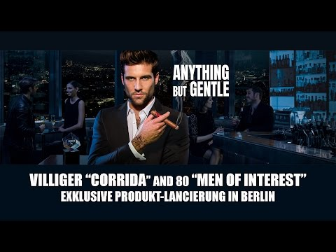 "Villiger ""Corrida"" and 80 ""Men of Interest"" 4K"