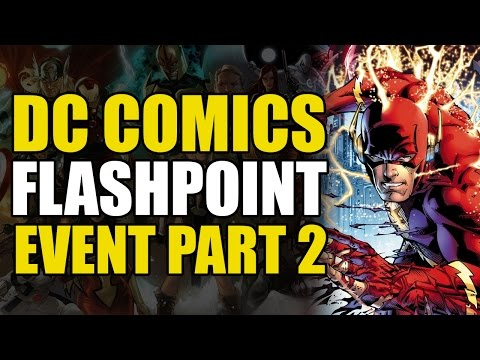 The Flash - Flashpoint - 002 - How it Starts