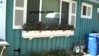Window Planter Box With Plumbing - Great Home Ideas