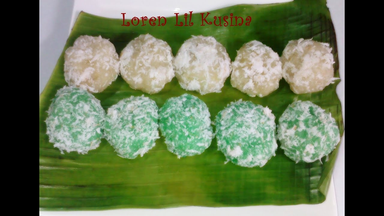 Pichi pichi recipe a filipino dessert youtube forumfinder Choice Image