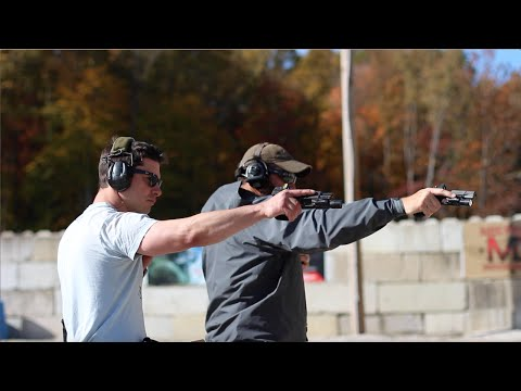 Red Dots On Handguns With Steve Fisher Of Sentinel Concepts