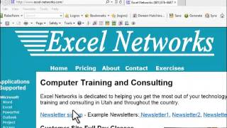 Excel 2010: How To create a screenshot - Tutorial Tips and Tricks