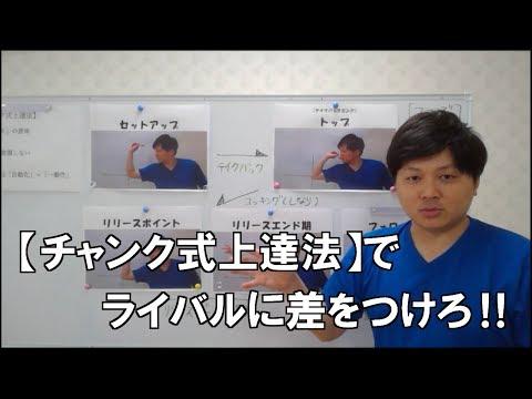チャンク式上達法ぴろきのダーツ上達道場 Piroki'S darts school of physicaltechnique