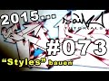 "Saikone: Graffiti Tutorial #073 ""Style`s bauen"" SILVESTER-SPECIAL"
