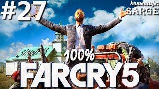 Zagrajmy w Far Cry 5 [PS4 Pro] odc. 27 - Nalot bombowy