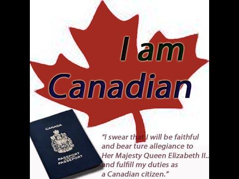 Как сделать гражданство канады понял это