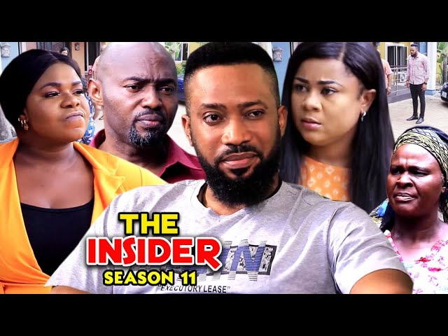 THE INSIDER SEASON 11 (Trending  New Movie Full HD)Fredrick Leonard  2021 Latest Nigerian New  Movie