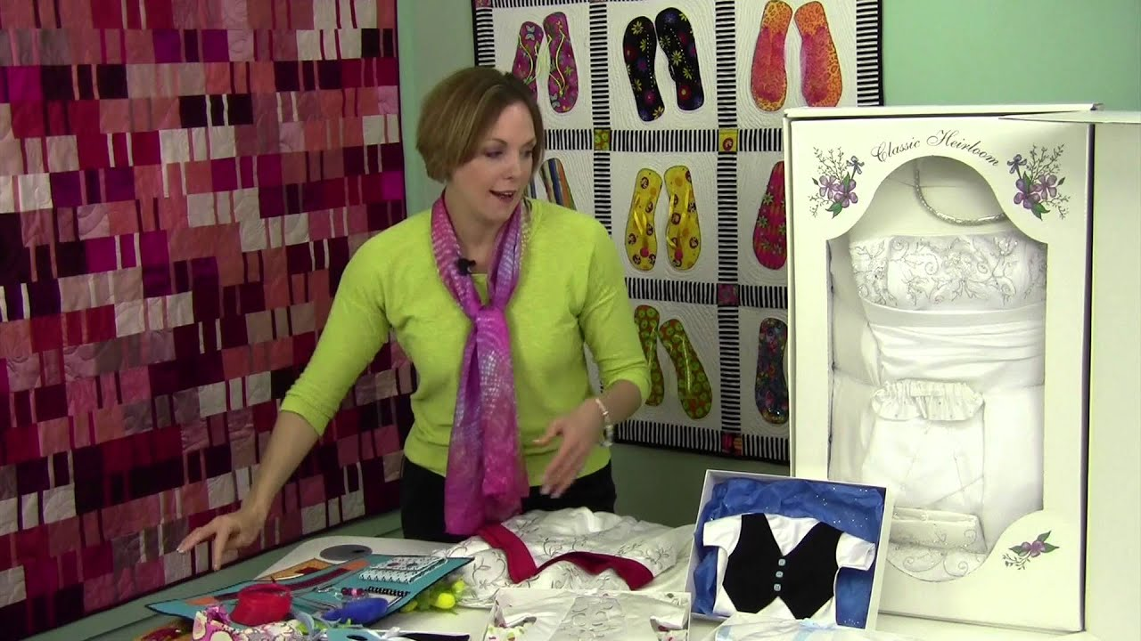 Sewing for charity inspired by nancy zieman youtube sewing for charity inspired by nancy zieman jeuxipadfo Image collections