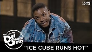 Tommy Chunn Has Some Advice For Ice Cube | Def Comedy Jam | Laugh Out Loud Network